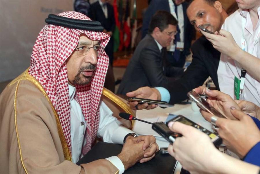 Saudis urge crude oil cooperation