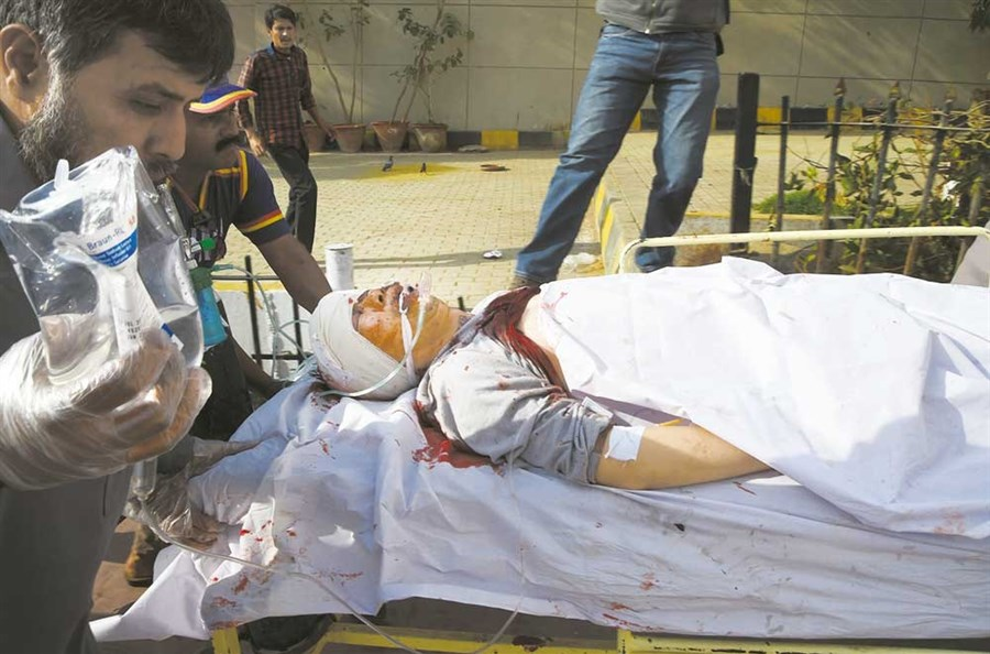 Chinese dies in targeted Karachi attack