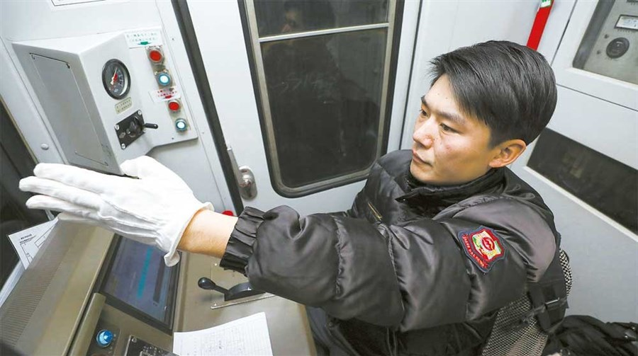It's holidays for most but Metro drivers happy to serve the public