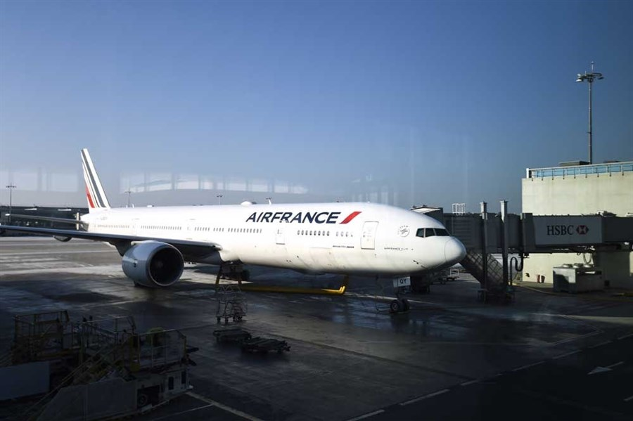 Air France strike to hit foreign flights