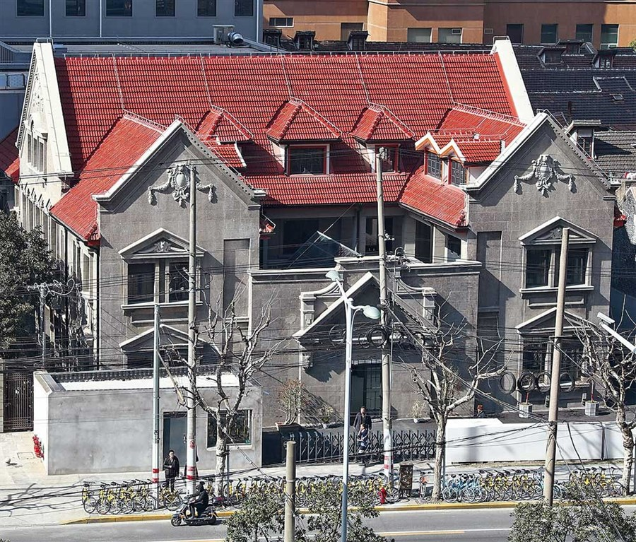 Historical building in Putuo to become health service hub