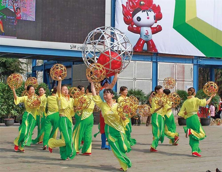 Fengxian promotes heritage to protect skills