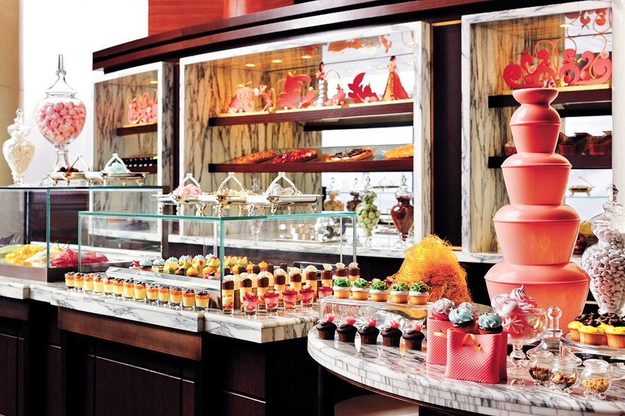 Spring Is The Season For Sunday Brunch Shanghai Daily