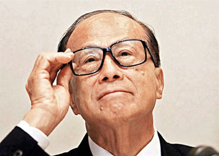 Cheung Kong in talks to buy aircraft leasing firm