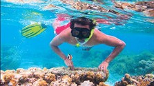 Chinese travelers fall in love with scuba diving
