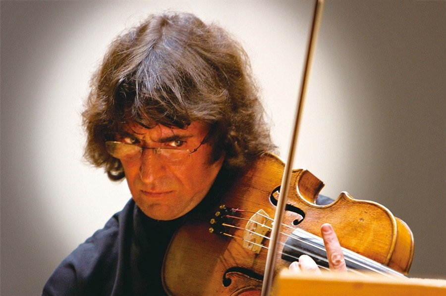 Bashmet leads the Moscow Soloists
