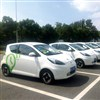 Renting an electric car has never been easier ...