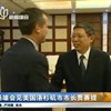 Shanghai, Los Angeles mayors talk closer ties