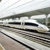 China starts construction on new high-speed railway