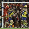 Bloodied Skrtel earns Liverpool point