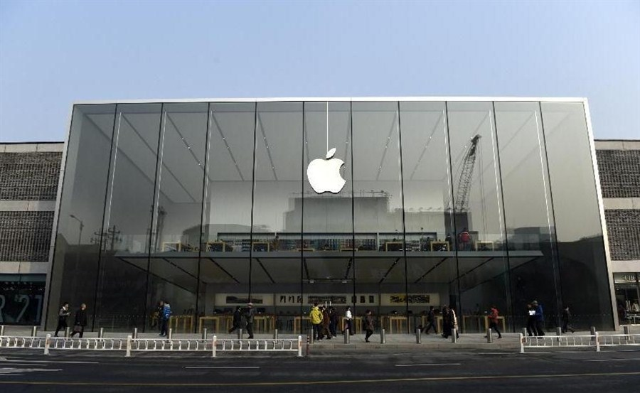 1st apple store in e china u0026 39 s hangzhou opens