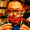 Enthusiast builds up collection of 2,000 tin toys