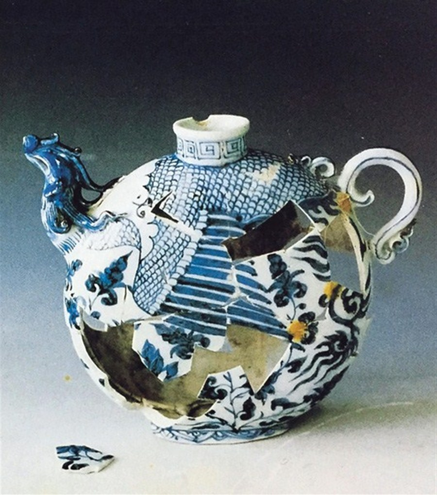 American Auto Sales >> All fired up to restore classic porcelain | Shanghai Daily