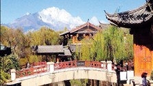 Lijiang dazzles with majestic scenery and exotic culture