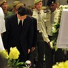 Chinese VP pays respect to Singapore's founding PM in Parliament House
