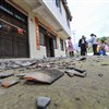 Thousands affected by quake