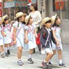 Once seen but not heard, Tokyo children can be noisy again