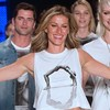 Gisele Bundchen bids farewell to catwalk