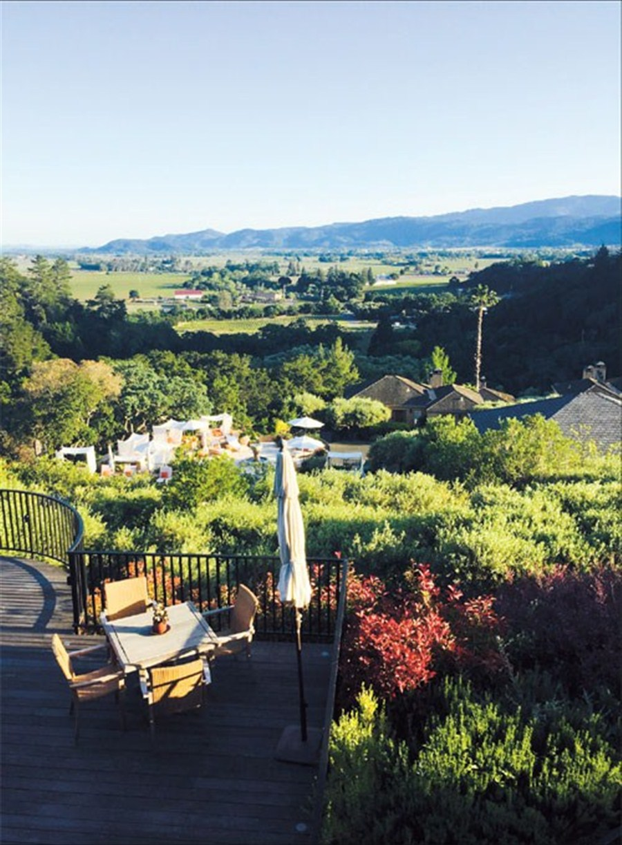 Why Napa's the spitting image of wine heaven