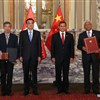 China, Peru issue joint statement on cooperation