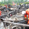 38 senior citizens killed, 6 injured as inferno rips through care home