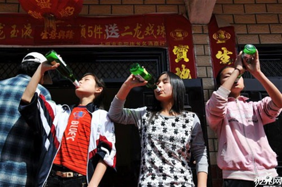 the increase of alcohol consumption among teens Many young people drink alcohol by age 15, about 33 percent of teens use in past month among past month alcohol underage drinking be prevented alcohol.