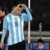 Messi-Maradona debate rumbles on after Copa woe