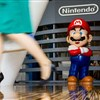 Nintendo jumps back into the black
