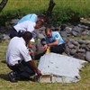 US official: Plane debris in Indian Ocean same type as MH370