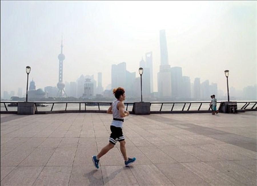 Forecasters blame lack of wind for recent pollution