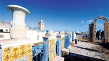 Sun soaked Tunis bursts with culture and color