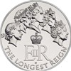 Limited edition coin to mark Queen Elizabeth II's 63-year reign