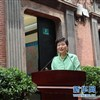 ROK president visits exiled provisional government building in Shanghai