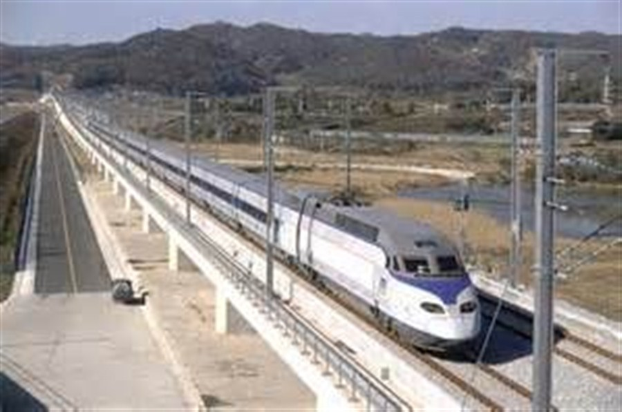 Chinese Invested Us High Speed Rail Project To Start In