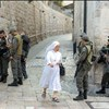 Palestinians barred from Jerusalem's Old City