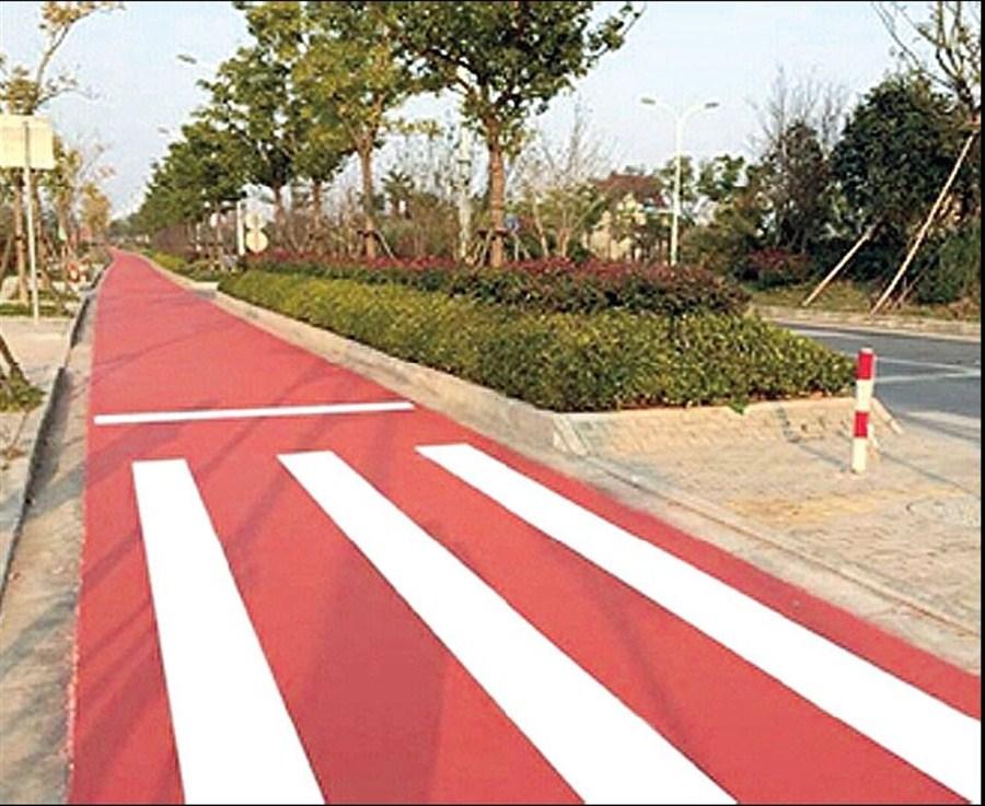Chongming goes big on bike lanes