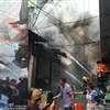 At least 17 killed in east China restaurant blast