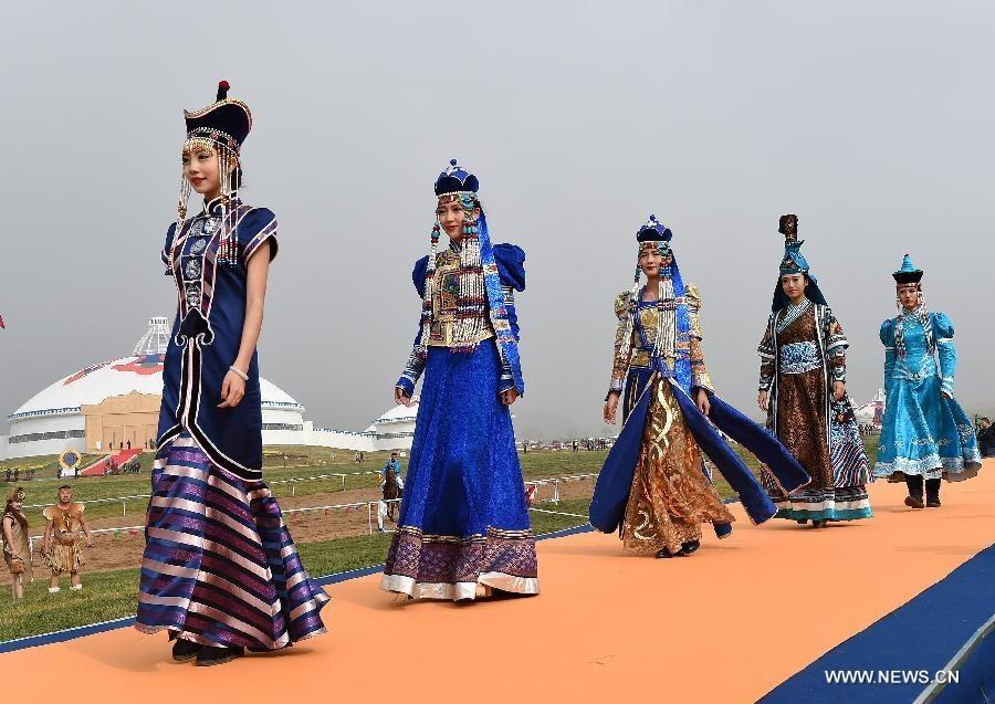 1st China Mongolia Expo Kicks Off In Hohhot Shanghai Daily