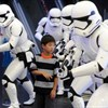 Fans flock to Star Wars LEGO exhibition