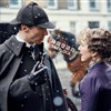 Clue in Chinese included in 'Sherlock' big movie