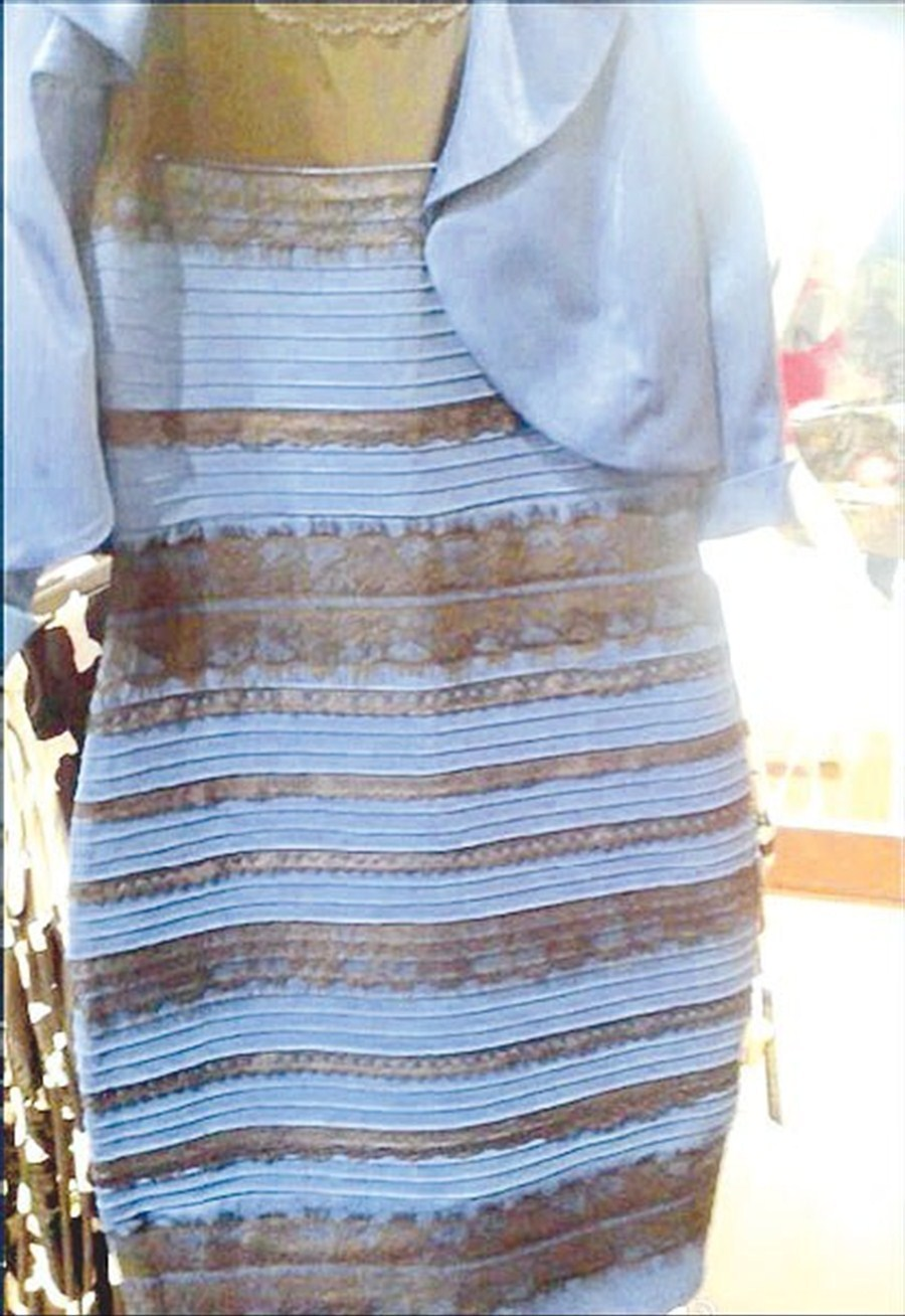 Dress Color Illusion Tops 10 Weirdest Science News
