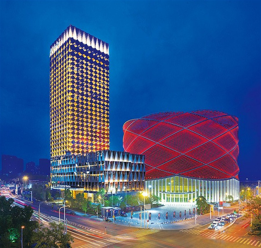 With Luxury Wanda Sets Its Wuhan Hotels Apart Shanghai