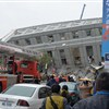 Seven confirmed dead after powerful Taiwan quake fells buildings