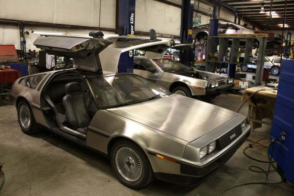 great scott delorean cars set for a comeback shanghai daily. Black Bedroom Furniture Sets. Home Design Ideas