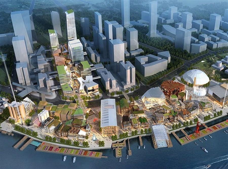 Metro Golf Cars >> Shanghai DreamCenter to open next year as new city landmark   Shanghai Daily