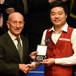 China's Ding beaten by Selby at snooker worlds final