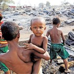 Fire destroys 2,000 refugees' homes