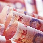 Central bank drains 220 bln yuan from market