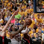 Cavaliers rebound at home to rout Raptors