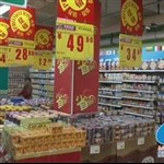 Supermarket vendor 'stole food he sold'